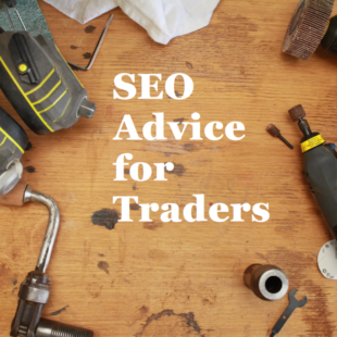 SEO Advice for Traders